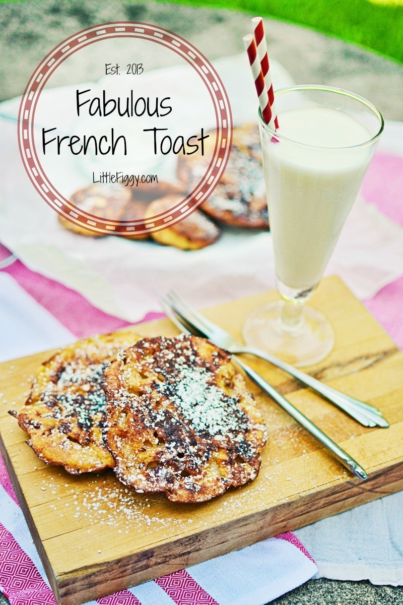 Use Bagels Or Any Nice Thick Bread For This Recipe From @littlefiggyfood# Frenchtoast