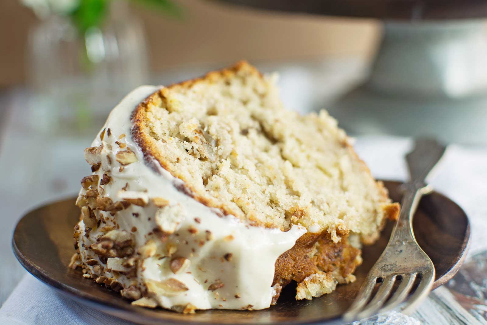 My Recipes Hummingbird Bundt Cake