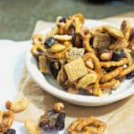 Pretzel Trail Mix Candy