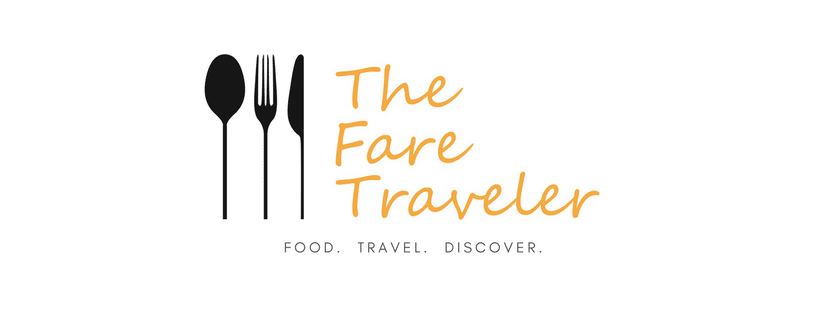 Listen to The Fare Traveler Podcast! Food. Travel. Discover.